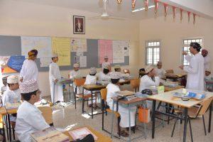 خطة رياضيات جديدة للصف الرابع – الفصل الثاني – منهاج سلطنة عُمان 2018
